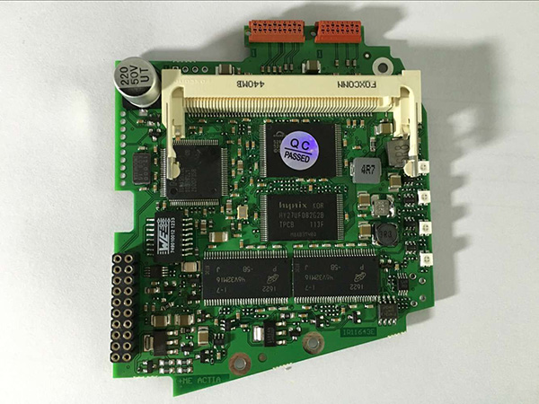 BMW ICOM Next PCB 1