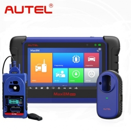 Original Autel MaxiIM IM508 Advanced IMMO & Key Programming Tool Plus XP400 Key and Chip Programme